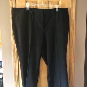 Black Pants Loft